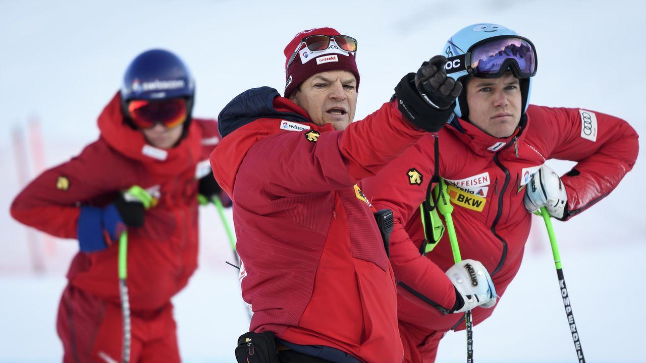 Ski: où sont les Romands en vitesse?